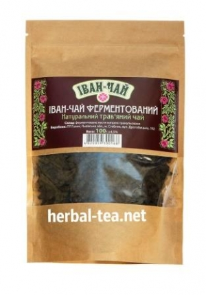Іван-чай ферментований
