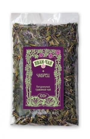 Иван-чай + чабрец (противовоспалительный)