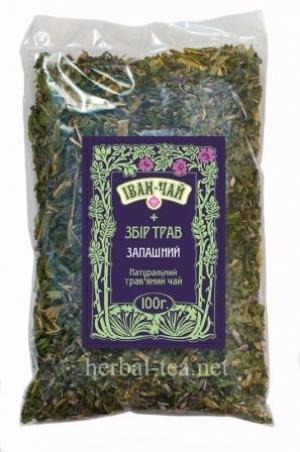 """Іван-чай + збір трав """"Запашний"""""""