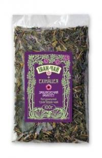 Іван-чай + ехінацея (зміцнюючий імунітет)