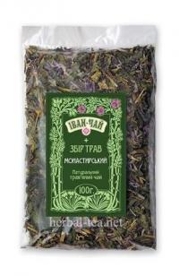 """Іван-чай + збір трав """"Монастирський"""""""