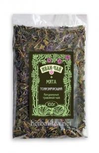 Иван-чай + мята (тонизирующий)