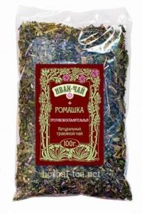 Иван-чай + ромашка (противовоспалительный)