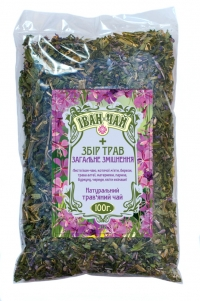 Іван-чай + збір трав загальнозміцнюючий