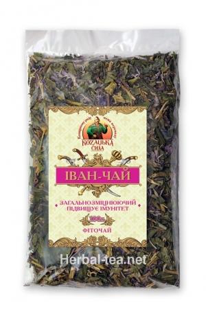 Іван-чай (загальнозміцнюючий, для підвищення імунітету)